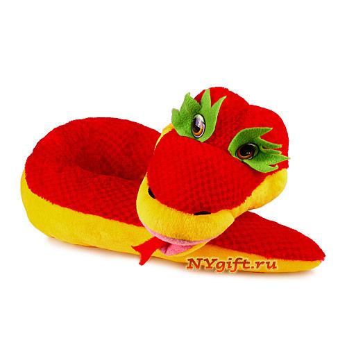 """Подарок на новый год 2013  """"Змея Чародейка """" вид спереди."""