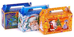 Детские сладкие новогодние подарки в виде машинок